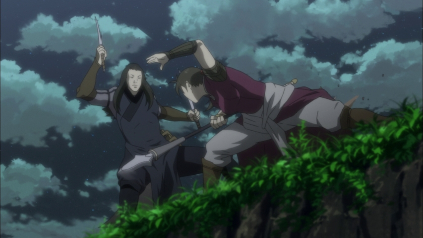 Moribito Guardian Of The Spirit Anime Review